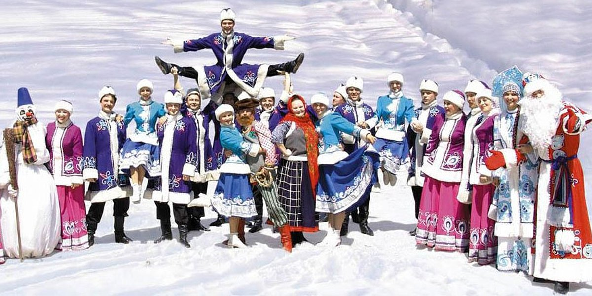 Sitten bräuche traditionen in russland